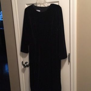 Liz Claiborne sparkly dress